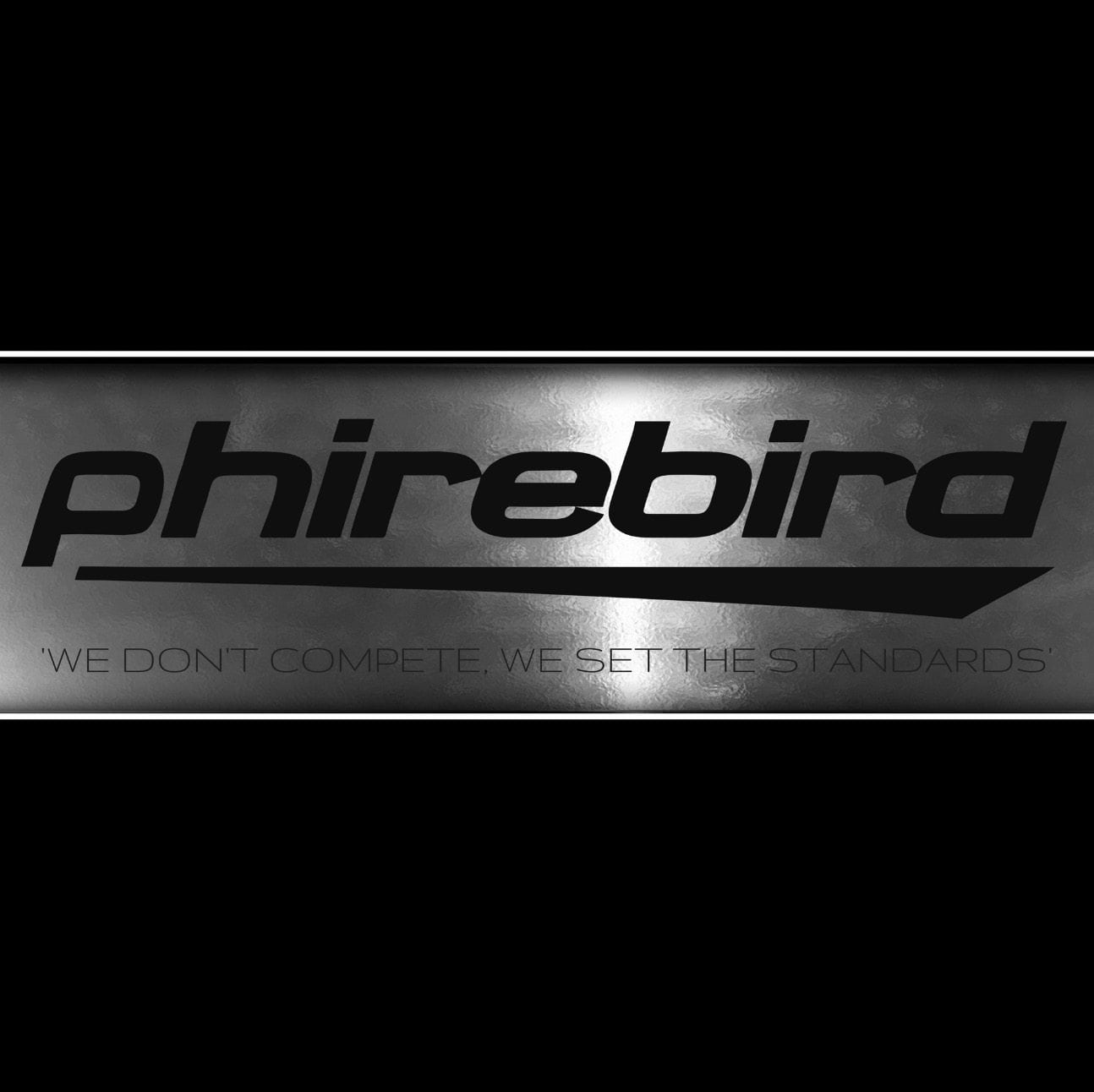 We Dont Compete We Set The Standards Phirebird BMX