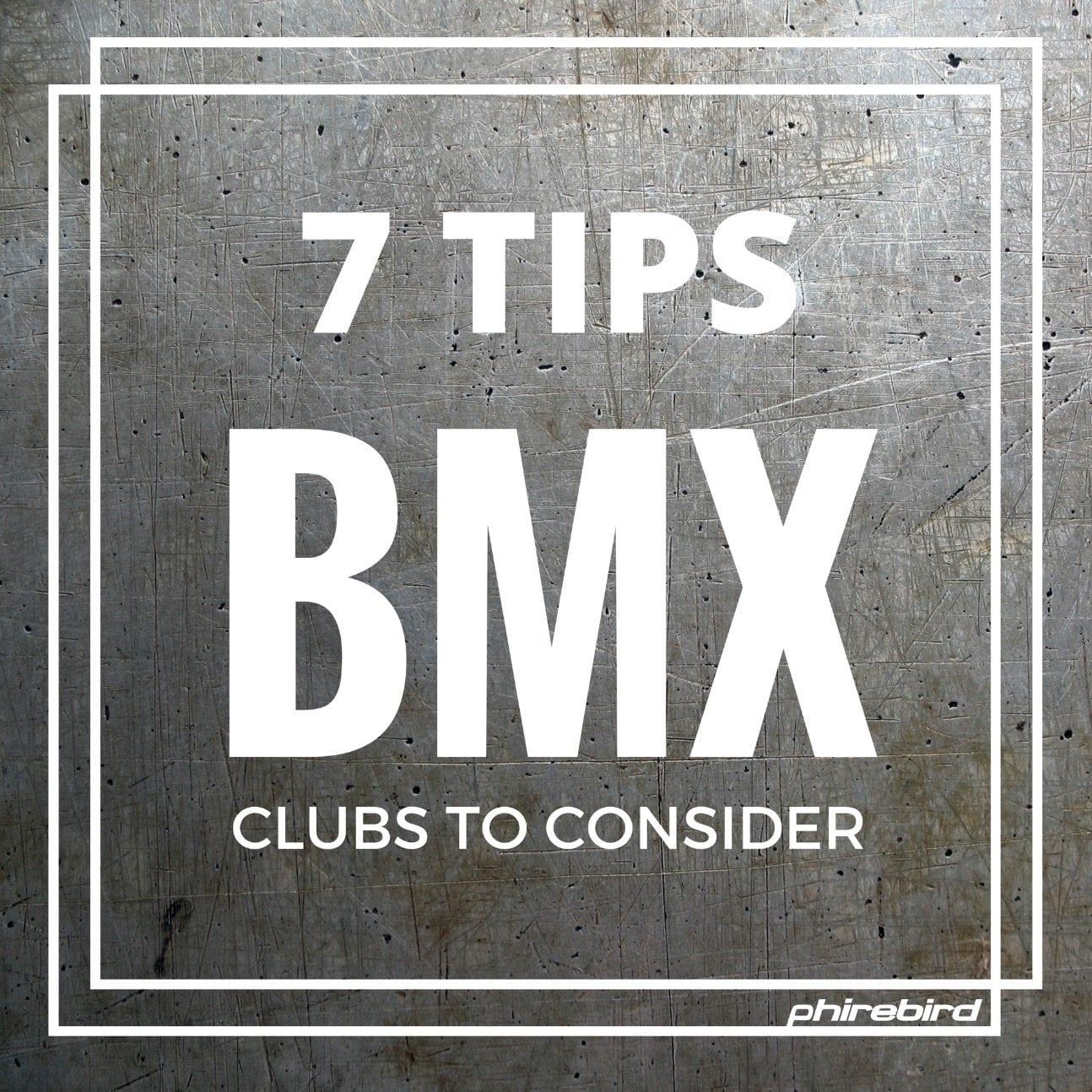 7 Tips BMX Clubs Should Consider BMX Plates Phirebird