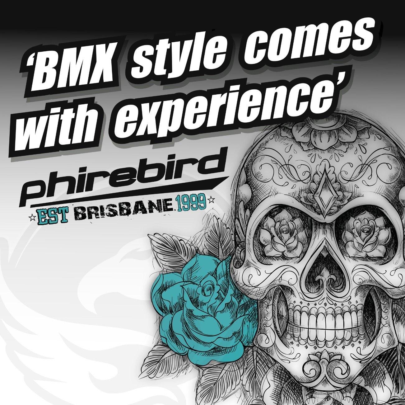 BMX Style Jerseys BMX Plates Phirebird